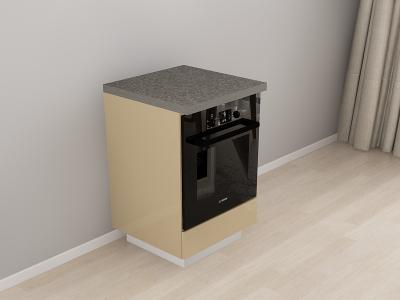 Corp Inferior 60 Adancime 57 pentru cuptor incorporabil – Blanca Cappuccino1