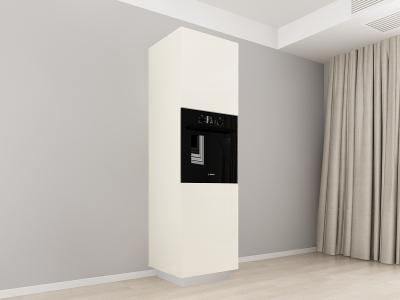 Corp Vertical 210 Adancime 57 pentru cuptor incorporabil si 2 usi - Blanca Crem0