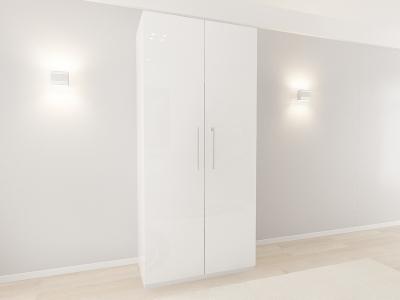 Set Mobila Dormitor COMO 1 MDF Alb9