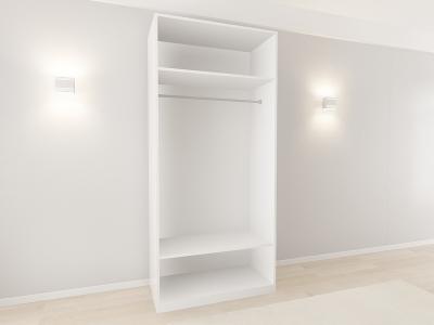 Set Mobila Dormitor COMO 1 MDF Alb10