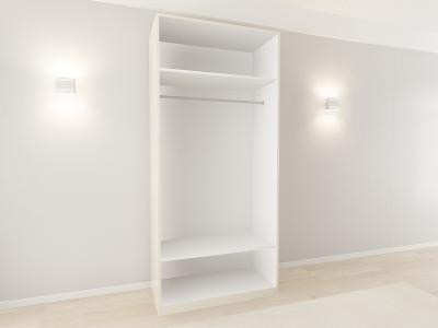 Set Mobila Dormitor COMO 1 MDF Crem10