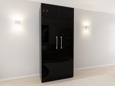 Set Dormitor COMO 1 Negru - PROMO+ [9]