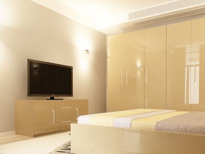 Set Mobila Dormitor COMO 3 MDF Cappuccino2