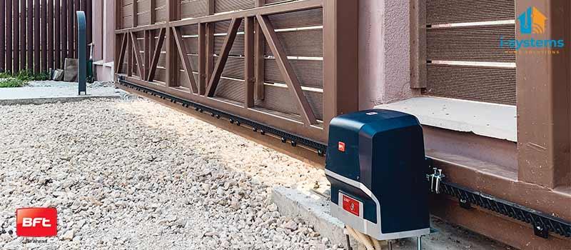 Automatizare Poarta Autoportanta   I-Systems
