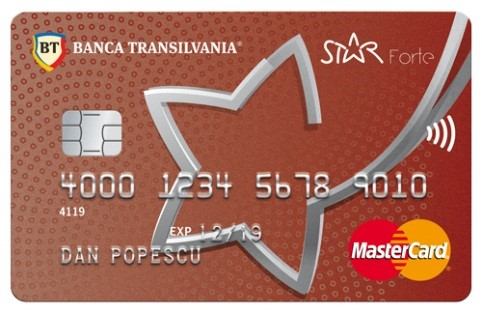 card STAR BT in parteneriat cu i-systems.ro