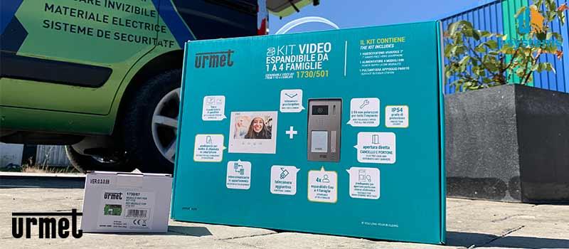 Kit Videointerfoane Urmet | I-Systems