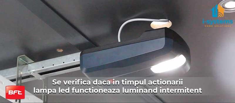Kit automatizare usi garaj, BFT Botticelli Smart BT A650 pentru usi sectionale motorizate, 10mp, 200W, 24V,   I-Systems_16