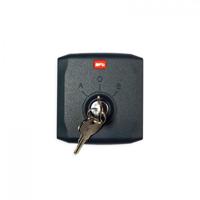 Selector cu cheie, BFT, Q.BO KEY WM, pentru automatizari, 24-230V | I-Systems [0]