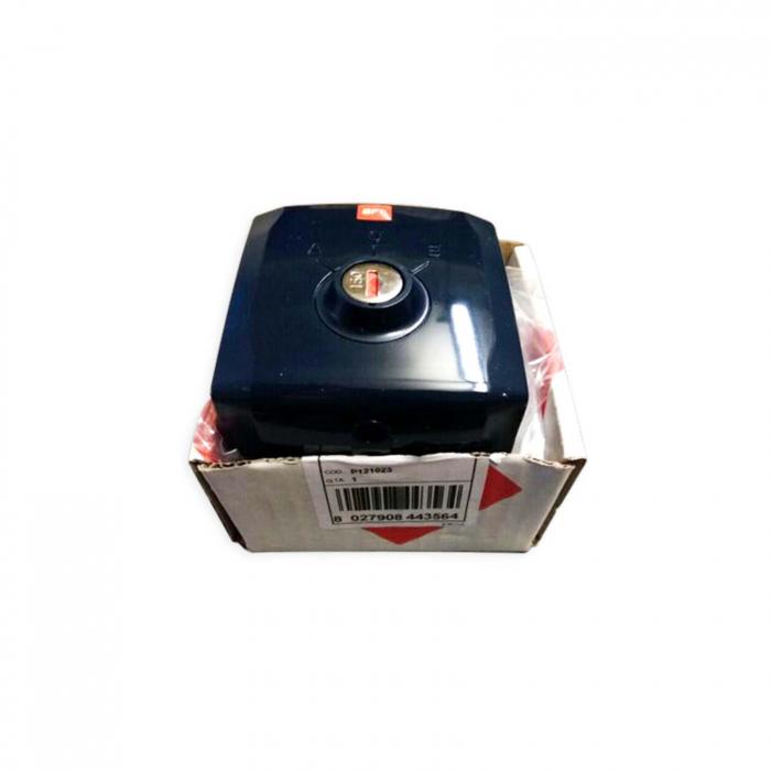 Selector cu cheie, BFT, Q.BO KEY WM, pentru automatizari, 24-230V | I-Systems [1]