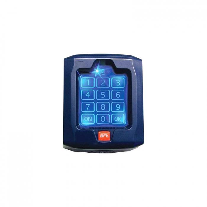 Selector digital cu tastatura, BFT, Q.BO TOUCH pentru automatizari porti, control acces | I-Systems [4]
