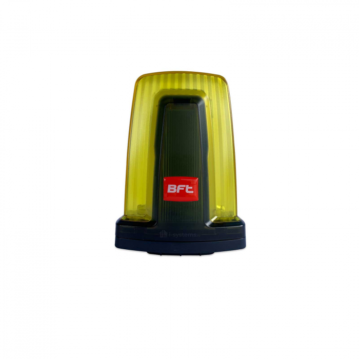 Lampa semnalizare, BFT, RADIUS LED AC pentru automatizari porti, usi garaj, 230V   I-Systems [1]