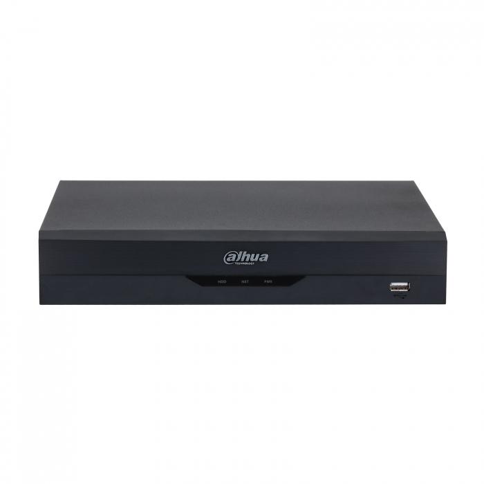 DVR 4 canale Dahua XVR5104HS-4KL-I2 WizSense 4K HDCVI H.265+, 8MP, SMD Plus, IoT & POS | I-Systems [1]