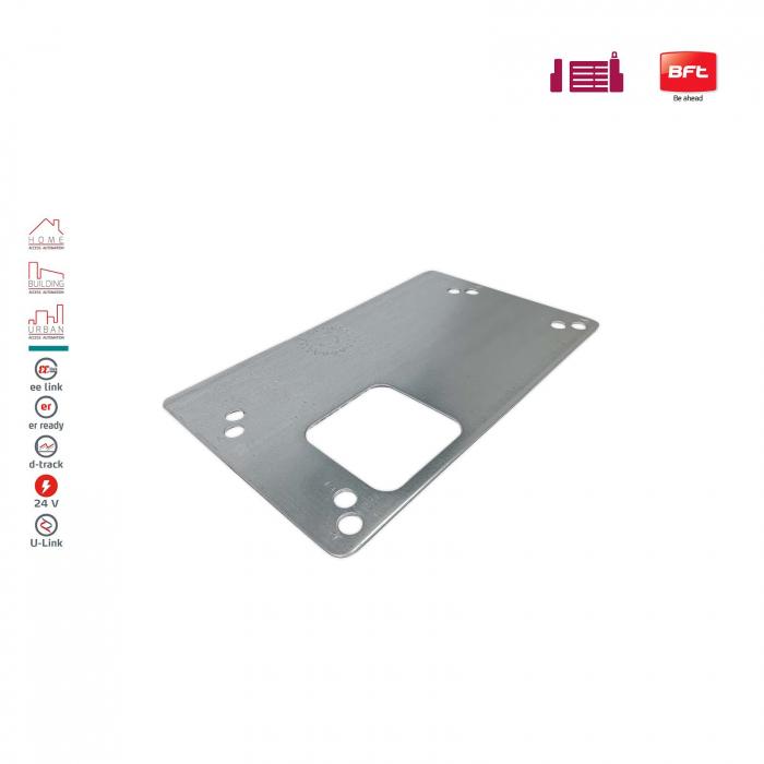 Kit automatizare porti culisante, BFT, Ares Veloce BT A500, 500Kg/poarta, 4m cremaliera, 24V | I-Systems [3]