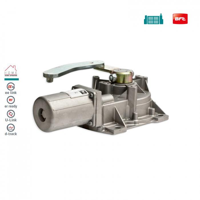 Kit automatizare porti batante, BFT, ELI 250 BT, 3.5m/canat, 400Kg/poarta, 24V | I-Systems [2]