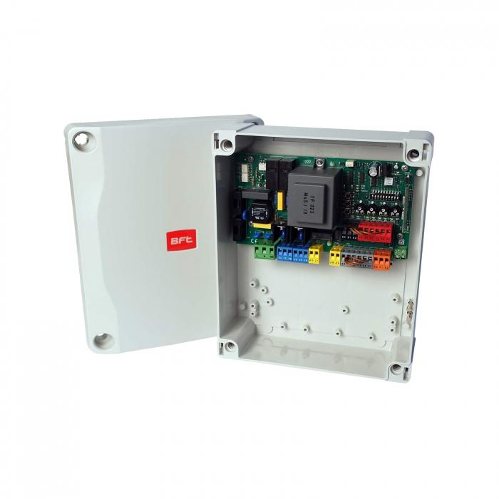 Kit automatizare porti batante, BFT, Athos AC A25, 2.5m/canat, 700Kg/canat, 230V   I-Systems [2]