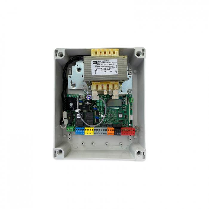 Kit automatizare porti batante, BFT, Kustos Ultra BT A25, 2.5m, 400Kg, B-EBA | I-Systems [3]