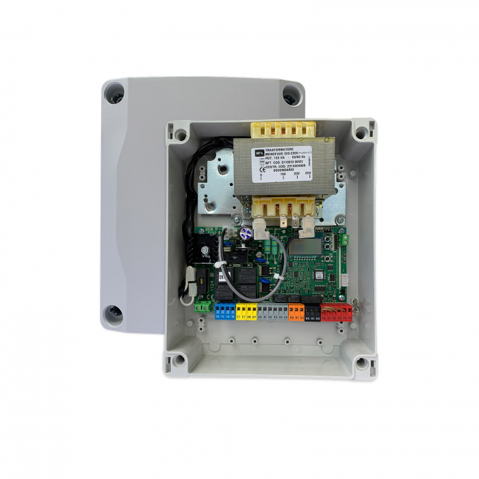 Kit automatizare porti batante, BFT Phobos AC A25, 2.5m/canat, 400Kg/poarta   I-Systems [3]