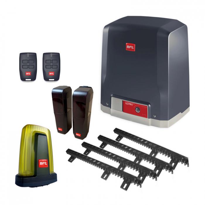 Kit automatizare porti culisante, BFT, Deimos ULTRA BT A400, 400Kg/poarta, U-Link | I-Systems [0]
