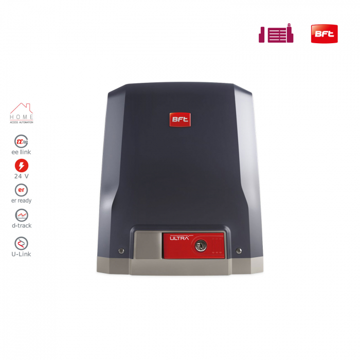 Kit automatizare porti culisante, BFT, Deimos ULTRA BT A600, 600Kg/poarta, U-Link | I-Systems [2]