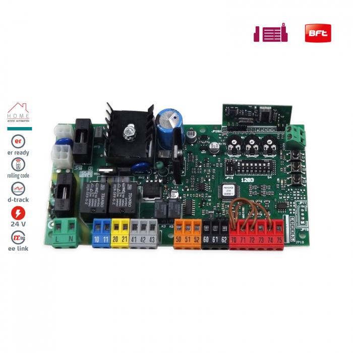Kit automatizare porti culisante, BFT, Deimos BT A600, 600Kg/poarta, 4m cremaliera | I-Systems [4]