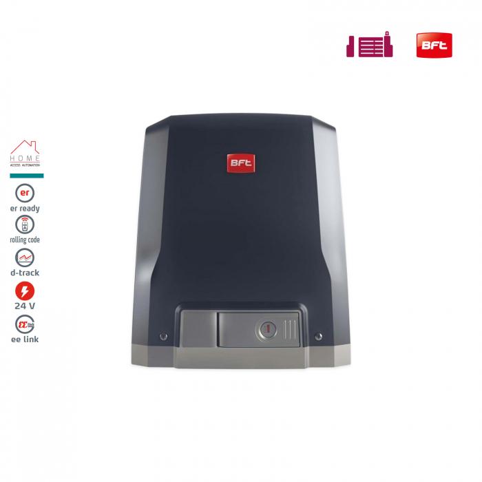Kit automatizare porti culisante, BFT, Deimos BT A600, 600Kg/poarta, 4m cremaliera | I-Systems [2]
