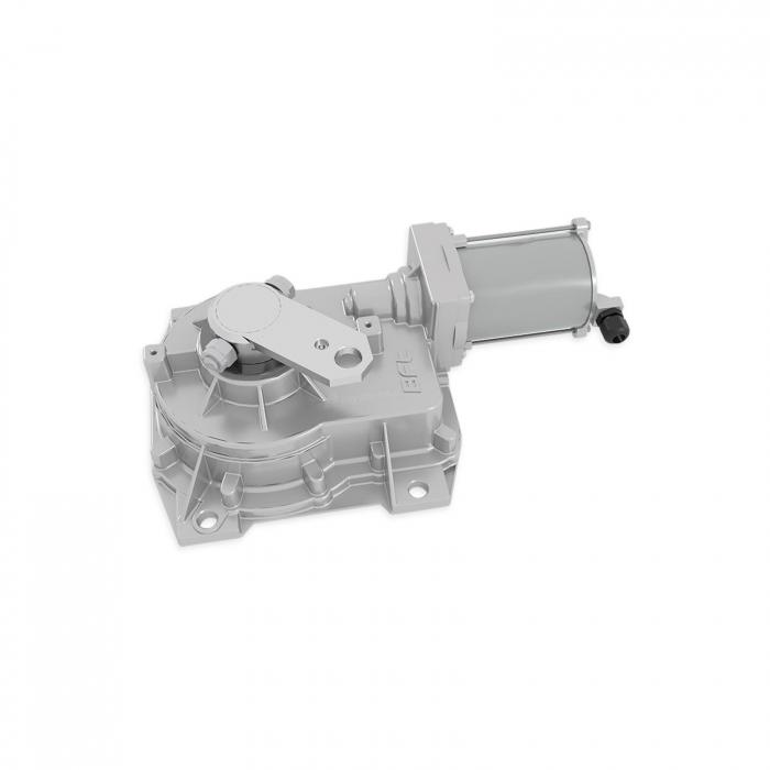 Kit automatizare porti batante, BFT, ELI AC A40, 4m/canat, 500Kg/poarta, 230V   I-Systems [2]