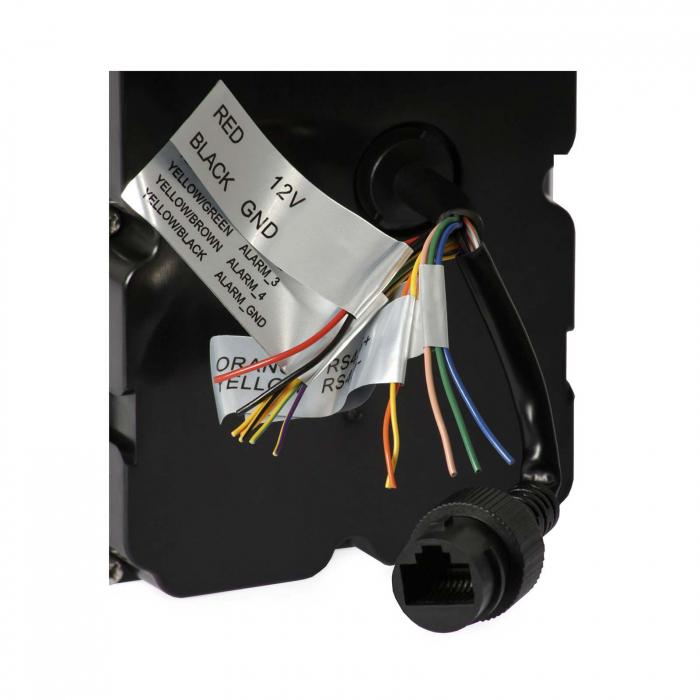 "Kit videointerfon pentru vila Hikvision IP DS-KV8102-IM DS-KH6320-WTE1, post exterior Aluminiu, monitor 7"" Touch-Screen | I-Systems [5]"