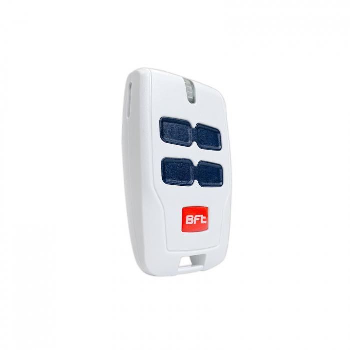 Telecomanda cu 4 canale, BFT, Mitto 4, pentru automatizari porti, usi garaj | I-Systems [6]