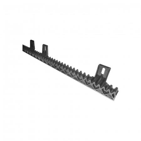 Cremaliera insertie metalica, BFT, CP, pentru automatizari porti culisante, 1m, 600Kg   I-Systems [0]
