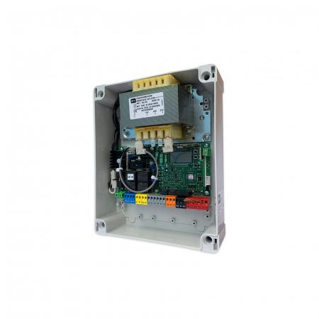 Kit automatizare porti batante, BFT, Igea BT, 2.5m/canat, 250Kg/poarta, 24V   I-Systems [3]