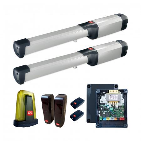 Kit automatizare porti batante, BFT Phobos BT A40, 4m/canat, 500Kg/poarta | I-Systems [0]
