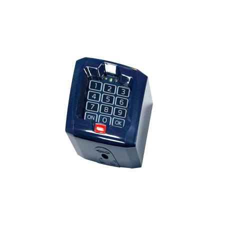 Selector digital cu tastatura, BFT, Q.BO TOUCH pentru automatizari porti, control acces | I-Systems [1]