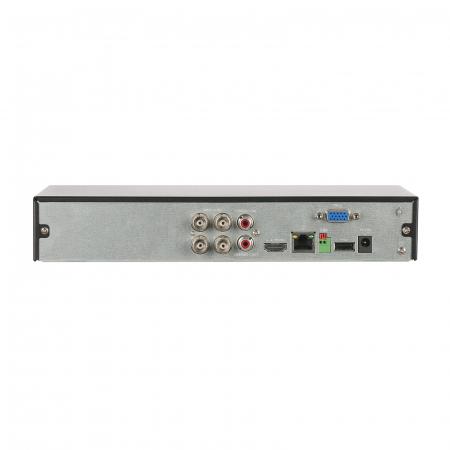 DVR XVR 4 canale Dahua XVR5104HS-I2 WizSense Pentabrid, 1080P, H.265+, 5MP   I-Systems [2]