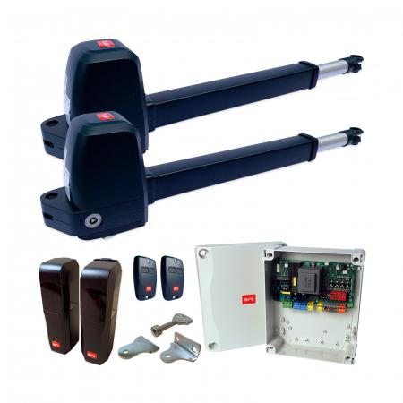 Kit automatizare porti batante, BFT, Athos AC A40, 4m/canat, 400Kg/canat, 230V | I-Systems [0]