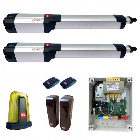 Kit automatizare porti batante, BFT, Kustos Ultra BT A25, 2.5/canat, 400Kg/poarta | I-Systems [0]