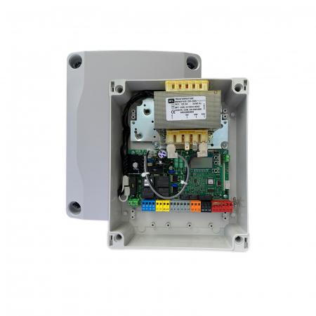 Kit automatizare porti batante, BFT Phobos AC A50, 5m/canat, 500Kg/poarta | I-Systems [7]