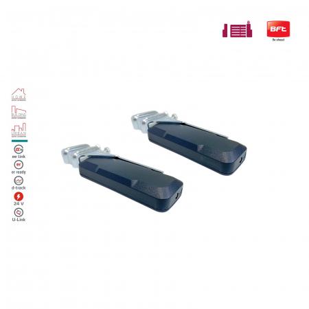 Kit automatizare porti culisante, BFT, Ares Ultra BT A1000, 1000Kg/poarta, 4m cremaliera, 24V   I-Systems [4]