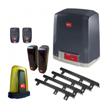 Kit automatizare porti culisante, BFT, Deimos ULTRA BT A600, 600Kg/poarta, U-Link | I-Systems [0]