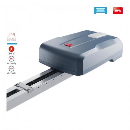 Kit automatizare usi garaj, BFT Botticelli Smart BT A650 pentru usi sectionale motorizate, 10mp, 200W, 24V | I-Systems [4]