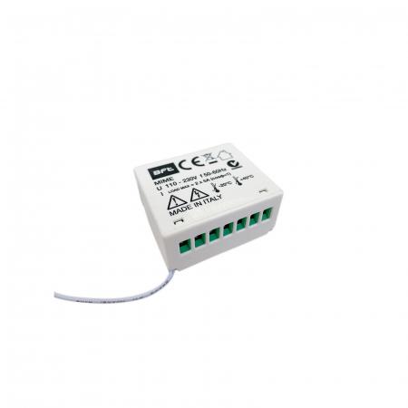 Kit receptor interior BFT, MIME AC, cu 2 canale si telecomanda Mitto 4, wireless, 230V | I-Systems [2]