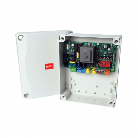 Kit automatizare porti batante, BFT, ELI AC A40, 4m/canat, 500Kg/poarta, 230V   I-Systems [6]