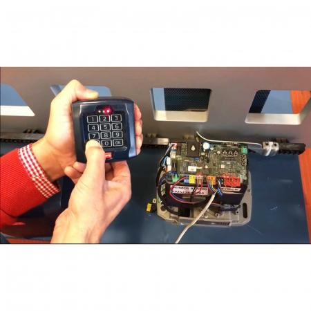 Selector digital cu tastatura, BFT, Q.BO TOUCH pentru automatizari porti, control acces | I-Systems [3]