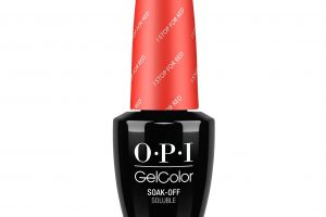 OPI GEL COLOR – I Stop For Red 15ml