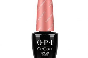 OPI GEL COLOR – Is Mai Tai Crooked? 15ml