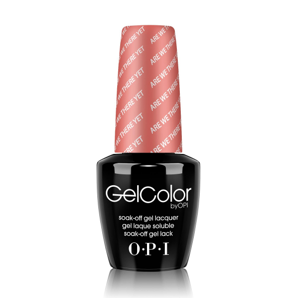 OPI GEL COLOR – Are We There Yet? 15ml