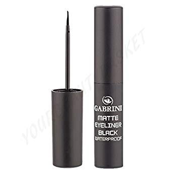 Gabrini eyliner matte black waterproof