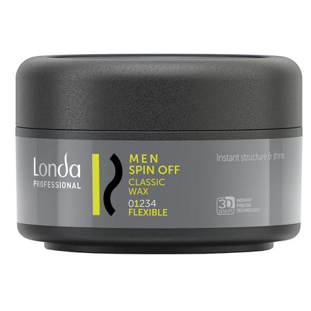 Ceara Londa Professional Style Spin Off Wax, 75 ml