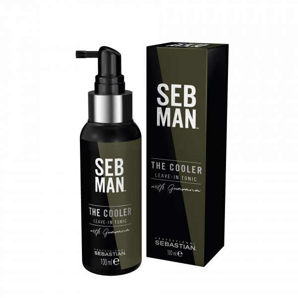 SEB MAN THE COOLER Tonic pentru scalp 100ml