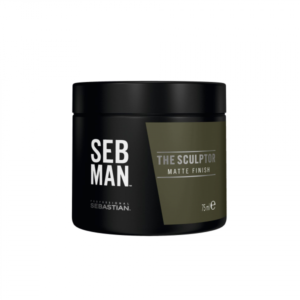 SEB MAN THE SCULPTOR Ceară mată 75ml