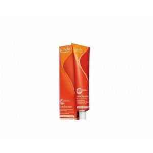 Vopsea de par demi permanenta Londa Professional blond deschis perlat cenusiu 8/81, 60ml
